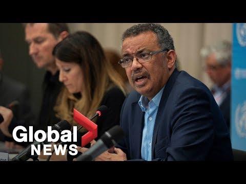 Coronavirus outbreak: WHO to send team to China, calls for improved data-sharing on virus | FULL