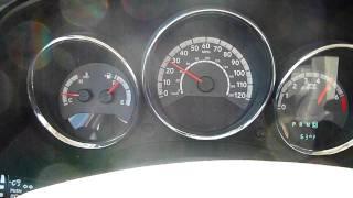 0-60mph in a 2011 Dodge Caliber SXT 2.0L CVT
