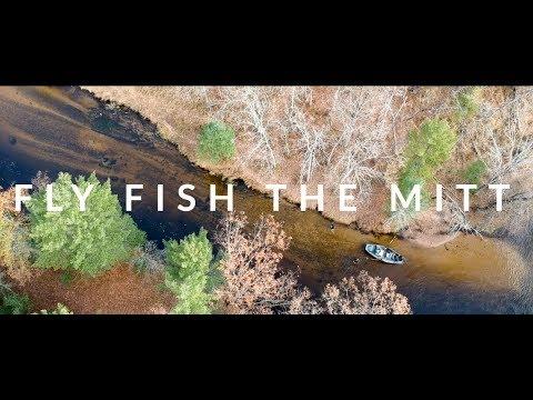 Fly Fishing For Steelhead In Michigan   Fall Winter 2018