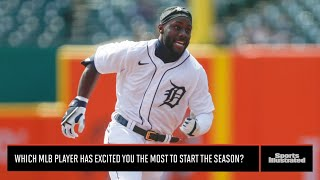 Which MLB Player Has Excited You Most To Start The Season?