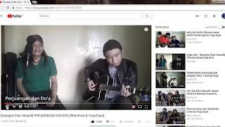 Video TUTORIAL Perjuangan dan Doa [Yoga Espe] Gitar Akustik Dangdut download MP3, 3GP, MP4, WEBM, AVI, FLV Agustus 2018