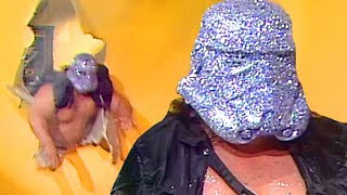 Going in Raw Reviews THE SHOCKMASTER'S DEBUT (WCW Clash of the Champions 24 Review)