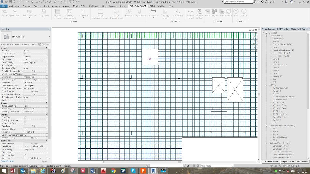 RebarCAD 3D for Revit