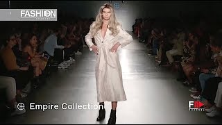 EMPIRE COLLECTION OFS Spring 2020 New York - Fashion Channel