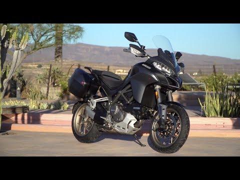 2018 Ducati Multistrada 1260 First Ride Review