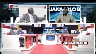 REPLAY - Jakaarlo Bi - Invités : PAPE SAER GUEYE , BABACAR DIONE & KALY - 12 Octobre 2018 - Partie 2