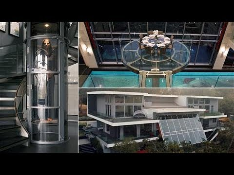 'Beam Me Up, Scotty:' A 'Star Trek' Home in Silicon Valley