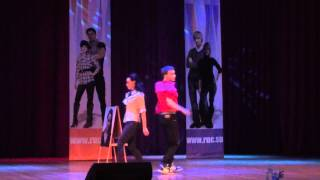 Танец Миши и Насти на