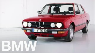 The BMW 5 Series History. The 2nd Generation (E28)