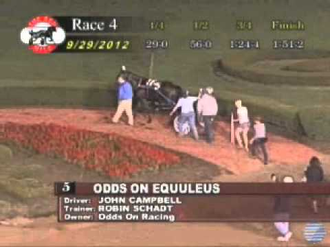 Worst Call in Red Mile History 09 29 12