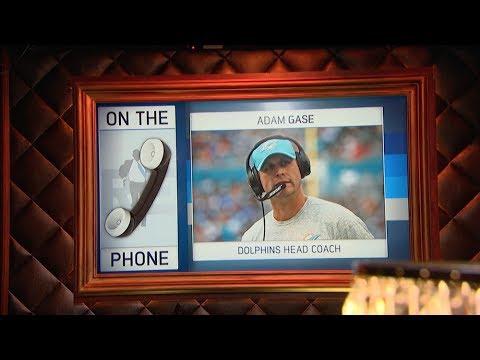 Dolphins Head Coach Adam Gase Talks Ryan Tannehill, Jarvis Landry & More (Full Interview) - 6/16/17