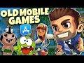 OLD MOBILE GAMES! - Diamondbolt