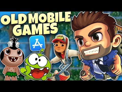 OLD MOBILE GAMES! - Diamondbolt