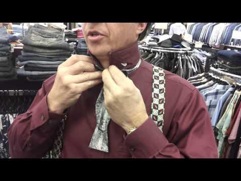 bow tie lesson