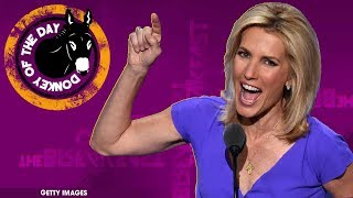Fox News' Laura Ingraham Laughs, Jokes While Reporting Nipsey Hussle Funeral