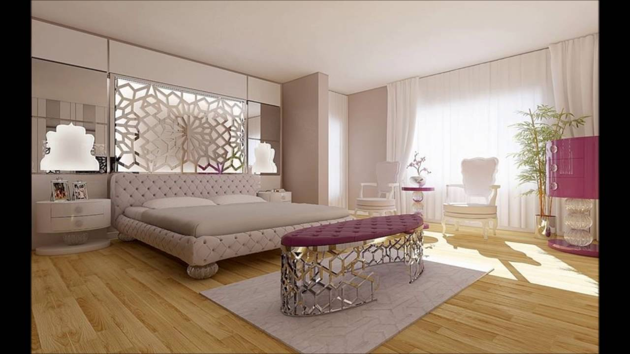 Yatak odası dekorasyon fikirleri - YouTube