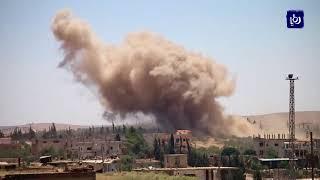 الجيش السوري يبدأ هجوماً على درعا