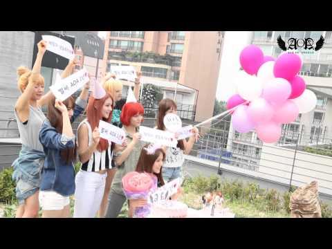 Angels' Cam #15 : AOA 1st anniversary & Hye Jeong birthday