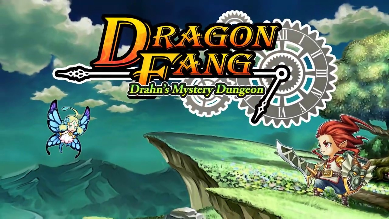 Dragon Fang: Drahn's Mystery Dungeon - Announce Trailer