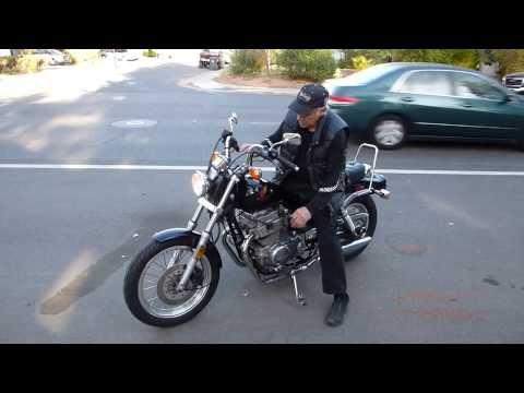 1986 Honda Rebel 450 In Davis, CA