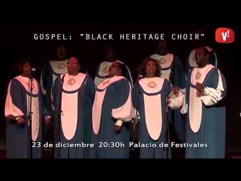 """GOSPEL en SANTANDER: """"Black Heritage Choir"""""""