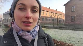 VLOG: ОДИН ДЕНЬ В ОСВЕНЦИМЕ//ONE DAY IN AUSCHWITZ