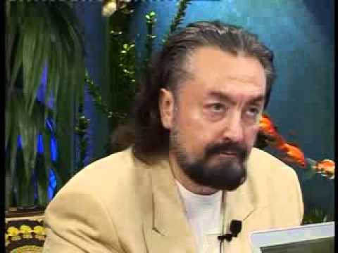 Adnan Oktar_MarasAksuTVKackarTV100909 Peygamberimiz (sav)in hanımları.flv