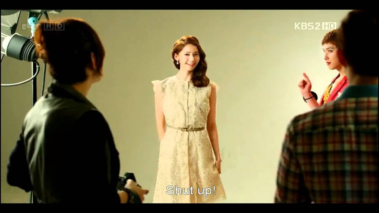 Love Rain - The funny and cute moments of Yoona SNSD - YouTube