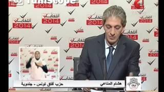 Hichem Manai   Afek Tounes   Jendouba
