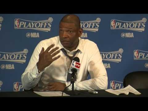 Doc Rivers after Clippers fall to Trail Blazers in Game 6