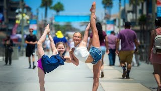 Dance Moms Maesi Teaches My Daughter Fortnite Moves (Cute)