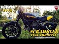 2018 Ducati Scrambler Full Throttle | Test Ride and Details