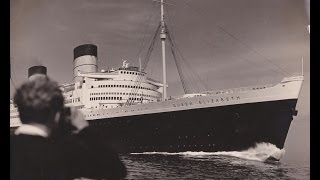 RMS Queen Elizabeth, Cunard, Part I, Some of these days - Orchetstra Will Glahe