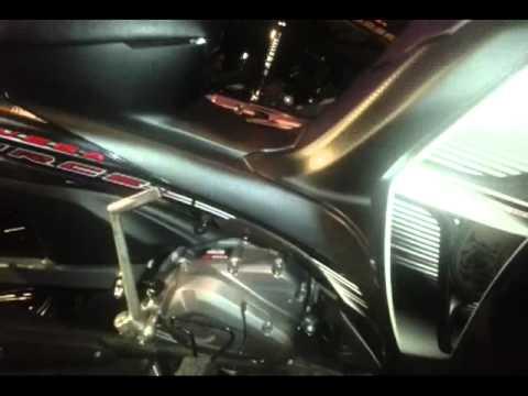 2013 Yamaha Vega Force i YouTube