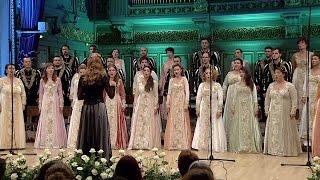 Corul Naţional Madrigal - Ecco la primavera de Francesco Landini (Festivalul George Enescu 2015)
