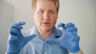 ASMR Hospital Doctor Roleplay - Check Up in German  I ASMR Deutsch / German