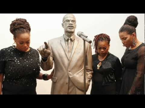 The Source Magazine Presents Malcolm X Legacy with Shabazz Sisters