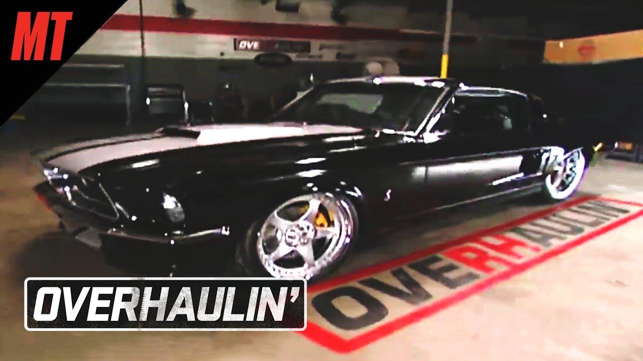 1967年式フォード・マスタング | オーバーホール 改造車の世界
