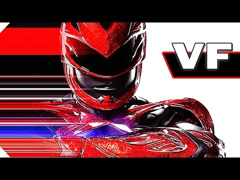 POWER RANGERS (Film Adolescent, Super-Héros) - Bande Annonce VF / FilmsActu streaming vf