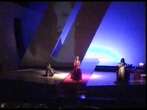 Roxana Briban-singing Amelia Grimaldi from Verdi's Simon Boccanegra Act II Terzetto