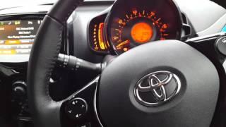 Блитц обзор Toyota Aygo 2015