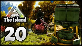 HALLOWEEN EVENT & ARK INDUSTRIAL FORGE! | ARK Survival Evolved (The Island)