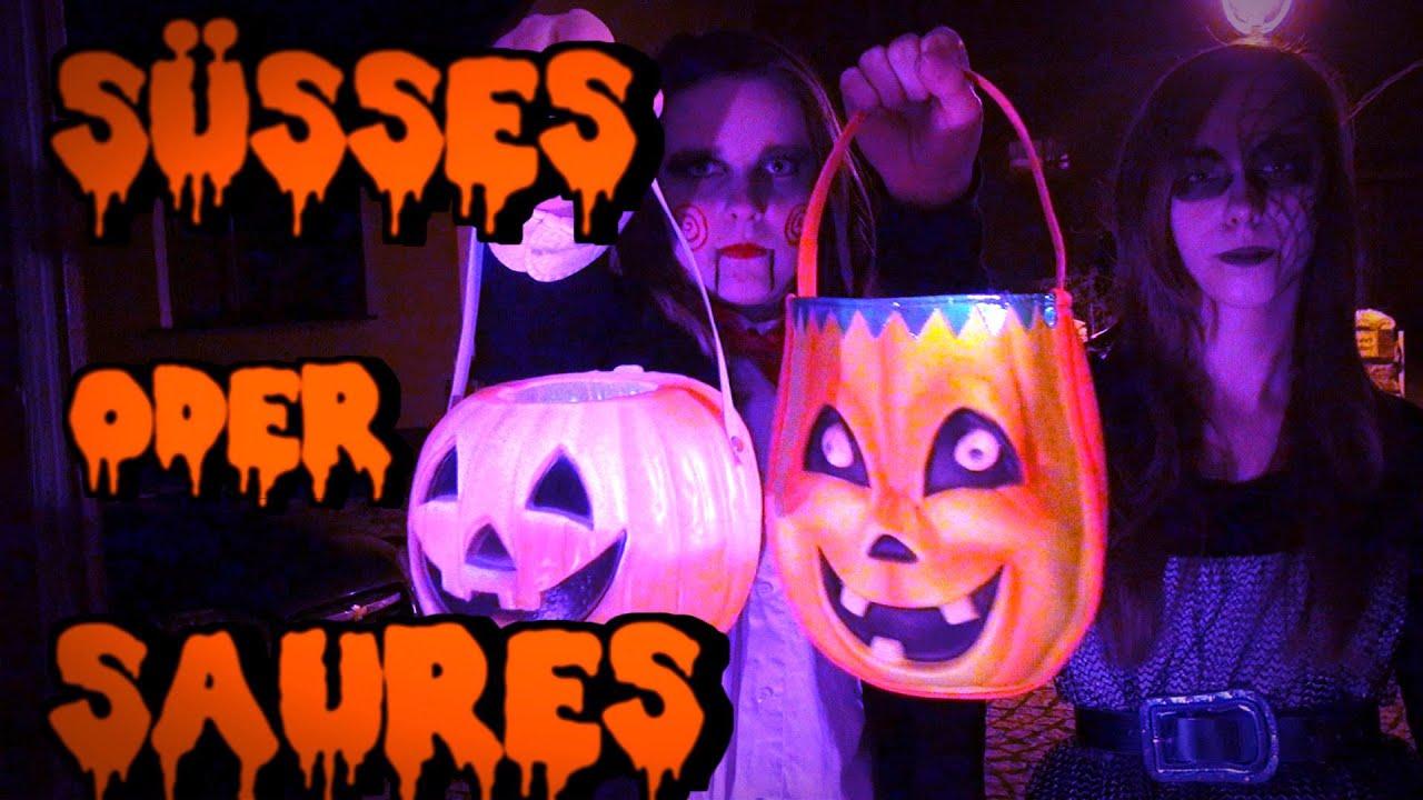 Halloween SГјГџes Oder Saures