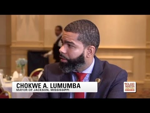 Chokwe A. Lumumba, Considered The Most Radical Mayor In The US Has A Strong Vision For Jackson, Miss