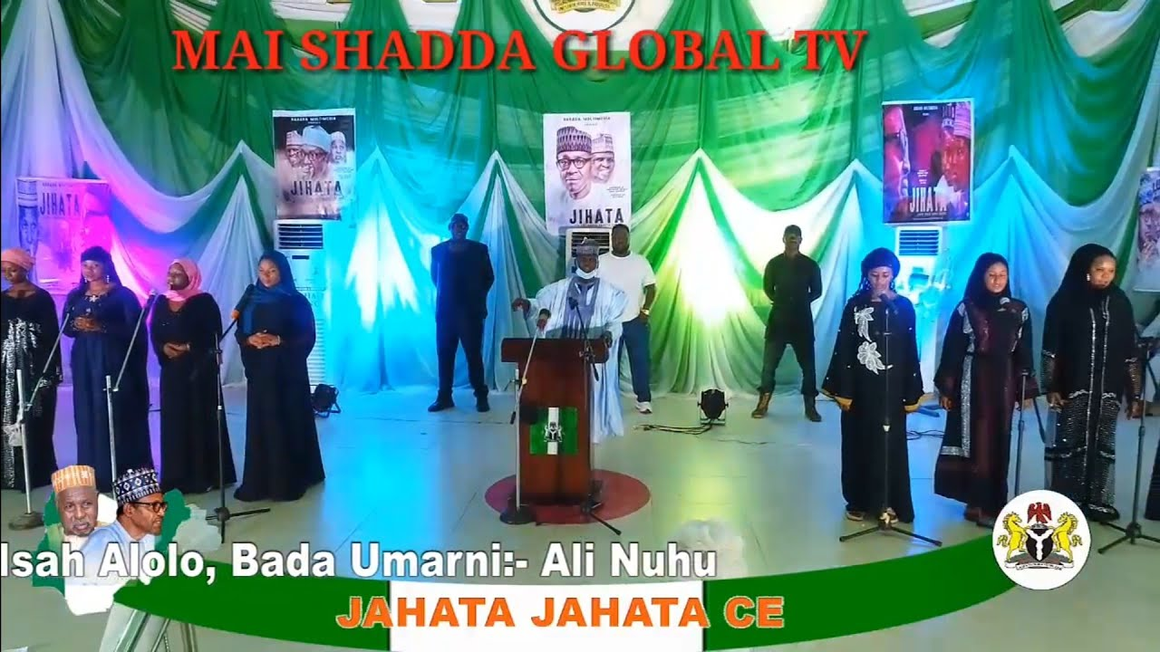 Download JAHATA JAHATA CE (Official Video)  -By DAUDA KAHUTU RARARA 2020 LATEST HAUSA SONG