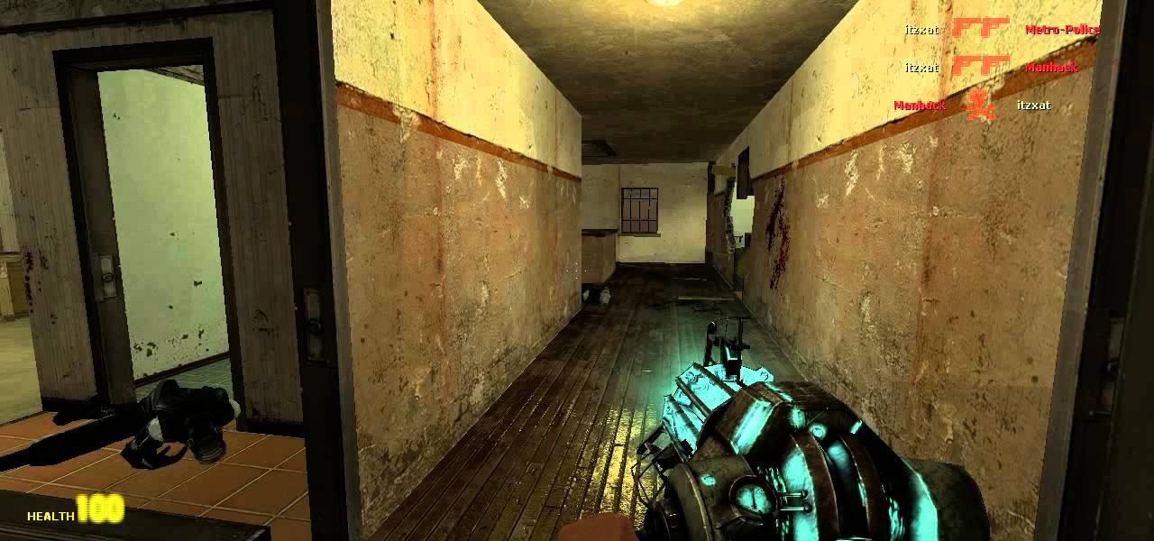 Garry S Mod Apartment Raid Survival Map