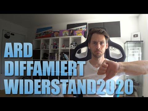 ARD diffamiert Widerstand 2020 und UNS alle als SPINNER!