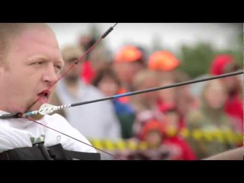 "World Record Attempt: ""Armless Archer"" Matt Stutzman Looks to Make History"