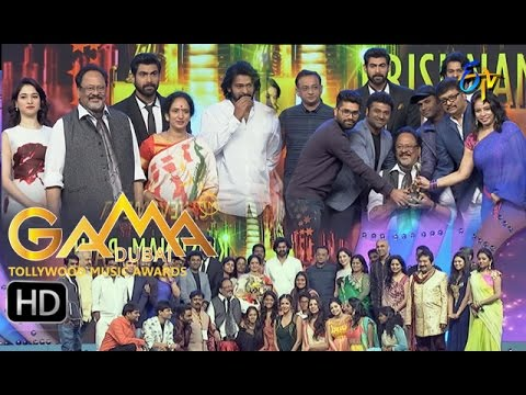 GAMA Tollywood Music Awards 2015 - 13th March 2016 - Full Episode