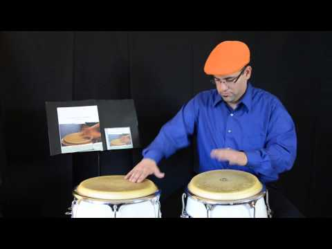 AFRO-CUBAN PERCUSSION TUTORIAL #3 by Javier Diaz: TUI TUI & GUAGUANCO